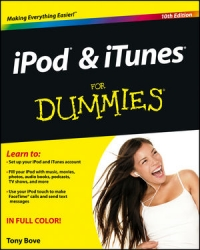 iPod and iTunes For Dummies, 10th Edition Free Ebook