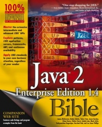 Java 2 Enterprise Edition 1.4 Bible Free Ebook