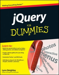 jQuery For Dummies Free Ebook