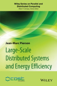 Large-scale Distributed Systems and Energy Efficiency