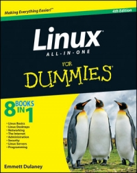 Linux All-in-One For Dummies, 4th Edition