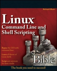 Linux Command Line and Shell Scripting Bible Free Ebook