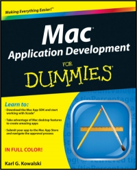 Mac Application Development For Dummies Free Ebook