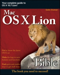 Mac OS X Lion Bible Free Ebook