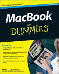 MacBook For Dummies, 3rd Edition