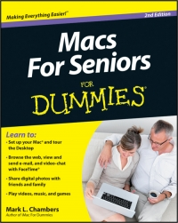 Macs For Seniors For Dummies, 2nd Edition