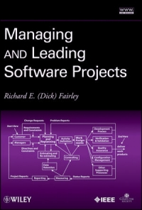 Managing and Leading Software Projects