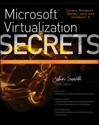 Microsoft Virtualization Secrets Free Ebook