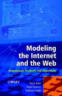 Modeling the Internet and the Web Free Ebook