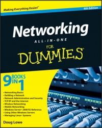 Networking All-in-One For Dummies, 4th Edition Free Ebook