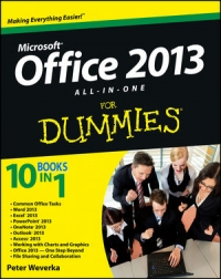 Office 2013 All-In-One For Dummies Free Ebook
