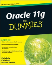Oracle 11g For Dummies Free Ebook