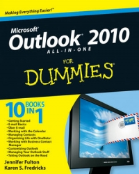 Outlook 2010 All-in-One For Dummies Free Ebook