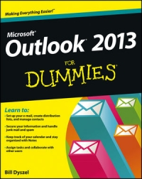 Outlook 2013 For Dummies