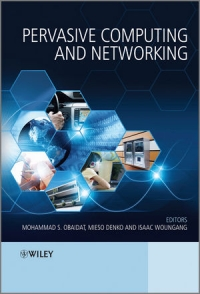 Pervasive Computing and Networking Free Ebook