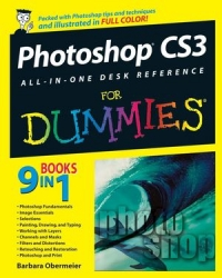Photoshop CS3 All-in-One Desk Reference For Dummies Free Ebook