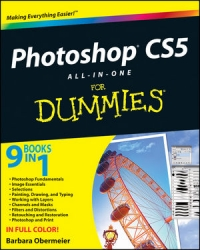 Photoshop CS5 All-in-One For Dummies Free Ebook