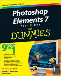 Photoshop Elements 7 All-in-One For Dummies Free Ebook