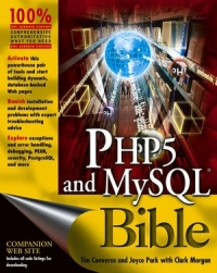 PHP5 and MySQL Bible Free Ebook