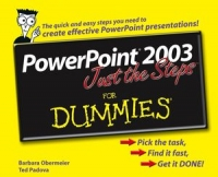 PowerPoint 2003 Just the Steps For Dummies Free Ebook
