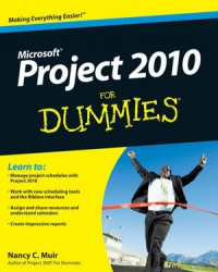Project 2010 For Dummies Free Ebook