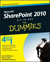 SharePoint 2010 All-in-One For Dummies Free Ebook