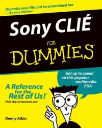 Sony CLIE For Dummies