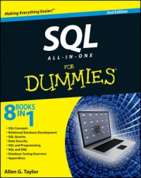 SQL All-in-One For Dummies, 2nd Edition Free Ebook