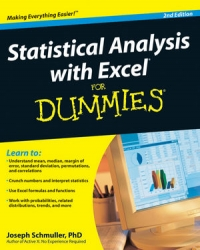 Statistical Analysis with Excel For Dummies, 2nd Edition Free Ebook