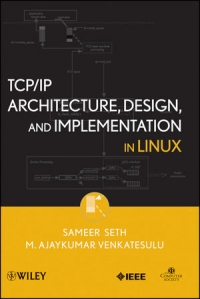 TCP/IP Architecture, Design and Implementation in Linux Free Ebook