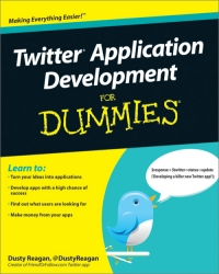 Twitter Application Development For Dummies Free Ebook