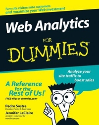 Web Analytics For Dummies Free Ebook