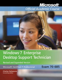 Windows 7 Enterprise Desktop Support Technician Free Ebook