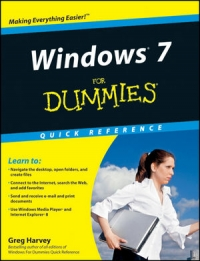 Windows 7 For Dummies Quick Reference Free Ebook