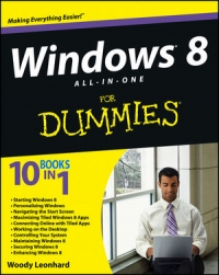 Windows 8 All-in-One For Dummies Free Ebook