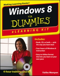 Windows 8 eLearning Kit For Dummies Free Ebook