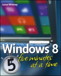 Windows 8 Five Minutes at a Time Free Ebook
