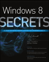 Windows 8 Secrets Free Ebook