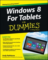 Windows For Tablets For Dummies Free Ebook