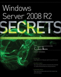Windows Server 2008 R2 Secrets Free Ebook
