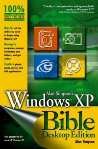Windows XP Bible, Desktop Edition