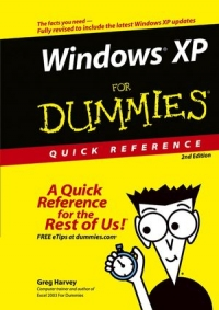 Windows XP For Dummies Quick Reference, 2nd Edition Free Ebook