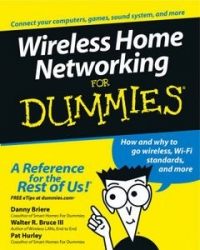 Wireless Home Networking For Dummies Free Ebook