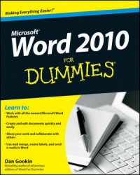 Word 2010 For Dummies Free Ebook