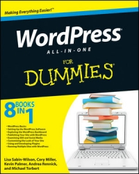 WordPress All-in-One For Dummies Free Ebook
