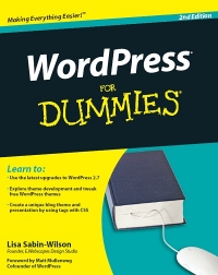 WordPress For Dummies, 2nd Edition Free Ebook