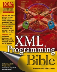 XML Programming Bible