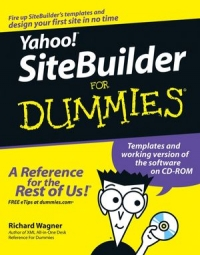 Yahoo! SiteBuilder For Dummies Free Ebook